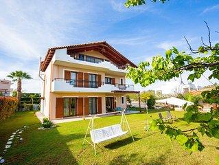 Filerimos HillSide Villa