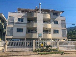 Excelente apartamento na Praia de Palmas