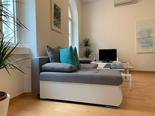 Beautiful apartment is  situated in the walking zone in the heart of city Pula
