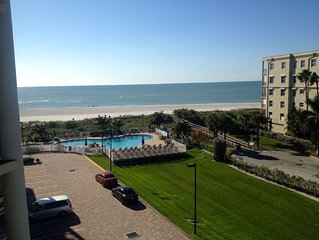 5TH FLOOR BEACH FRONT CONDO WITH DIRECT OCEAN VIEW JULY-AUGUST DATES AVAILABLE