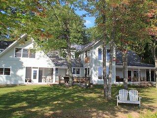 Beautiful Home on Bass Lake -Accommodates 16