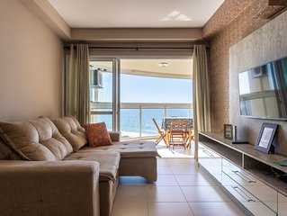 Incrivel vista Mar 4qrts p/ ate 10 pax Beto Carrero e praias, Nautilus Home Club