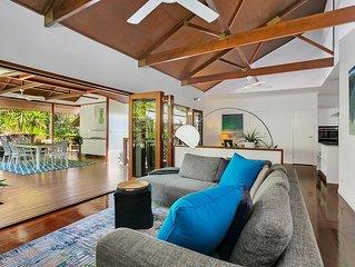 Bonita Vida - Full house in Palm Cove; great position, walk to beach/restaurants