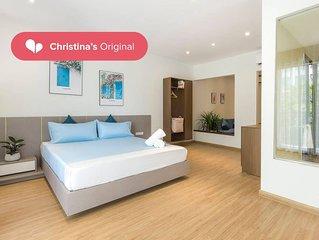 Christina's HL∙ Cozy Quiet SUITE w/ POOL