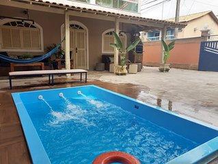 Casa Pérola de Rio das Ostras