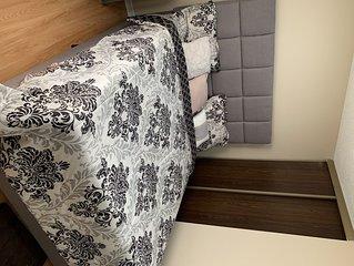 Cozy Bedroom , Feel LIKE HOME.