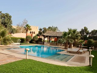 El Gouna south Marina 1 bedroom apartment with private Jacuzzi