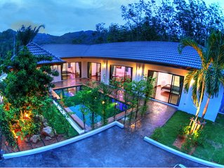 3 Bedroom Pool Villa in Chalong
