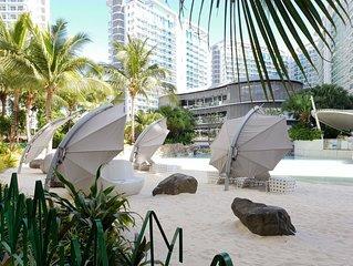 Your Condo at Azure Urban Resort Manila near the airport via Skyway