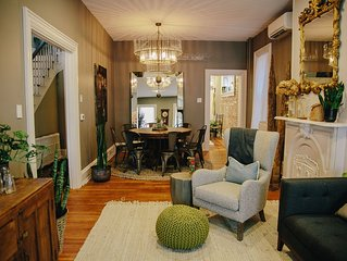 6 Bedroom Downtown Home // Remodeled + Close to all
