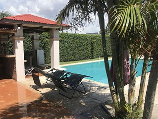 Casa Laureles - Escazu Mall. Beautiful house with private pool.  Best location.