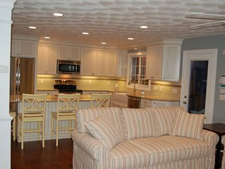 Close to beaches and downtown Newport