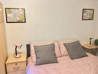 Three Bedroom Serviced Apartment with Parking
