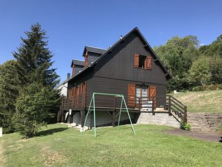 Chalet 5 chambres - 15 personnes