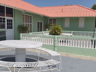 Discount - Curacao Villa $75. all-in  no other charges, sleeps up to 6 persons.
