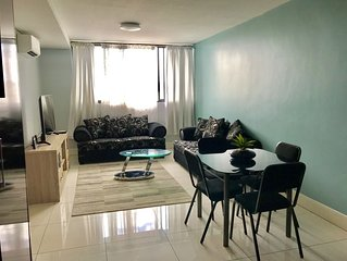Beautifully furnished, in the heart of Windhoek!