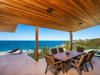 Beach Views Forever over Beautiful Bilgola Beach