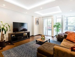 Green Condesa - Beautiful 2 bedrooms apartment