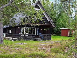 5 person holiday home in LÖGDEÅ