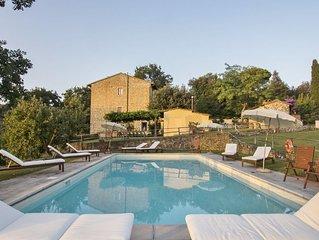 Agriturismo La Tinaia, cosy oneroom apartment, very close to Florence, views, ca