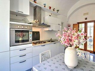 Casa Maiera: Un accogliente appartamento situato a breve distanza dalla spiaggia