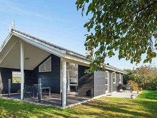 Lovely Holiday Home in Zealand with Terrace
