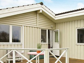 Quaint Holiday Home in Rude with Sauna