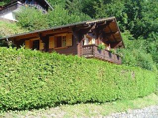 Chalet de charme Les Muguets - Portes du Soleil versant Suisse