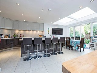 Wonderful 5 bed family home in Wandsworth