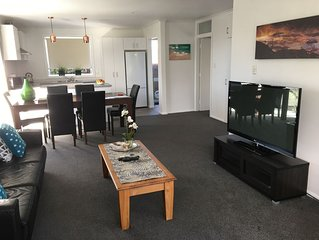 Place to yourself - perfect for couple or family