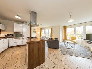 The Broch, Luxury Apartment, Perth City Centre
