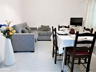 Apartamento T2 para ferias no centro de Tavira