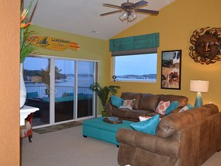 Welcome to the Island! Beautiful views from every room of this condo!.