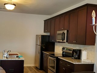 Brand new beautiful townhome 3 beds  2 and 1/2 baths for your getaway