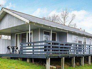 Stunning Holiday Home in Jutland Denmark with Garden