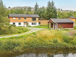 8 person holiday home in Sandstad