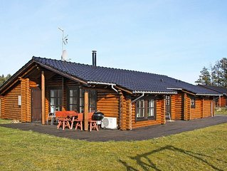 Comfortable Holiday Home in Fjerritslev with Sauna