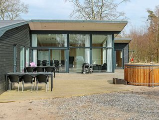 Cozy Holiday Home in Hadsund with Private Whirlpool