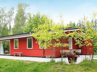 Cozy Holiday Home in Højslev with Solar Heating