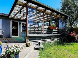 Gorgeous Holiday Home in Gedser with Barbecue