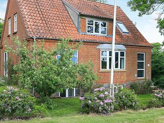 Majestic Holiday Home in Jutland with Garden