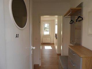 Haus Padua A Wohnung 1, Terrasse, ebenerdige Dusche, Nichtraucher