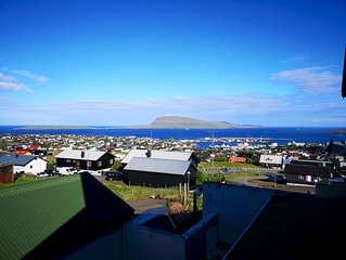 Torshavn Apartment - 2 bedroom apartment with a great view