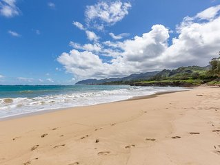 Beautiful North Shore/Laie point, ocean view home