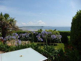 Breathtaking Sea Views Modern Luxury Spacious Apt, Garden, Parking
