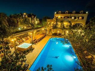 Beautiful Luica Dvori Estate, in Dalmatia