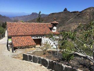 Casa rural del Pino - wifi y vistas