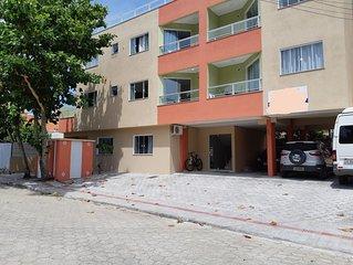 Apartamento 03 QUARTOS a 240m do Mar de Bombas, FAÇA SUA RESERVA