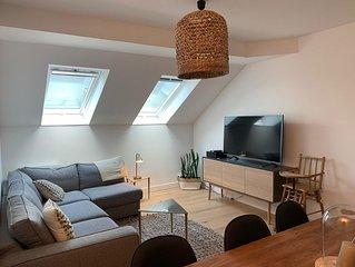 Appartement T3 de charme au coeur d'Angers
