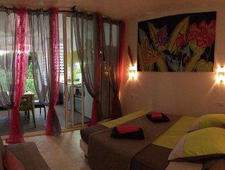 Appartement SOLEIL DE GUADELOUPE a Saint-Francois